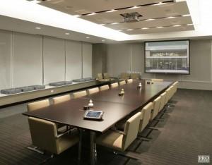 Защита переговорных комнат