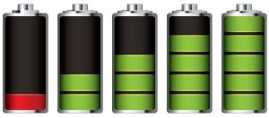 Заряд батареи фотоловушек