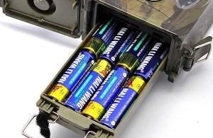 Батарейки для фотоловушки