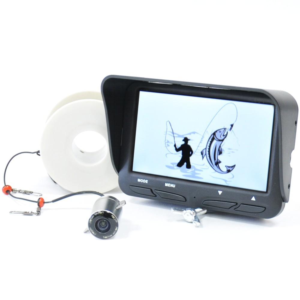 Камера для рыбалки Пиранья 4.3