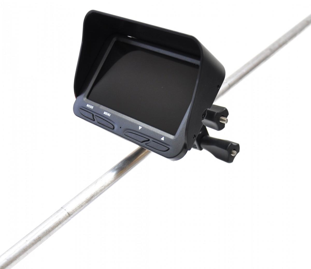 Подводная камера для рыбалки Пиранья 4.3