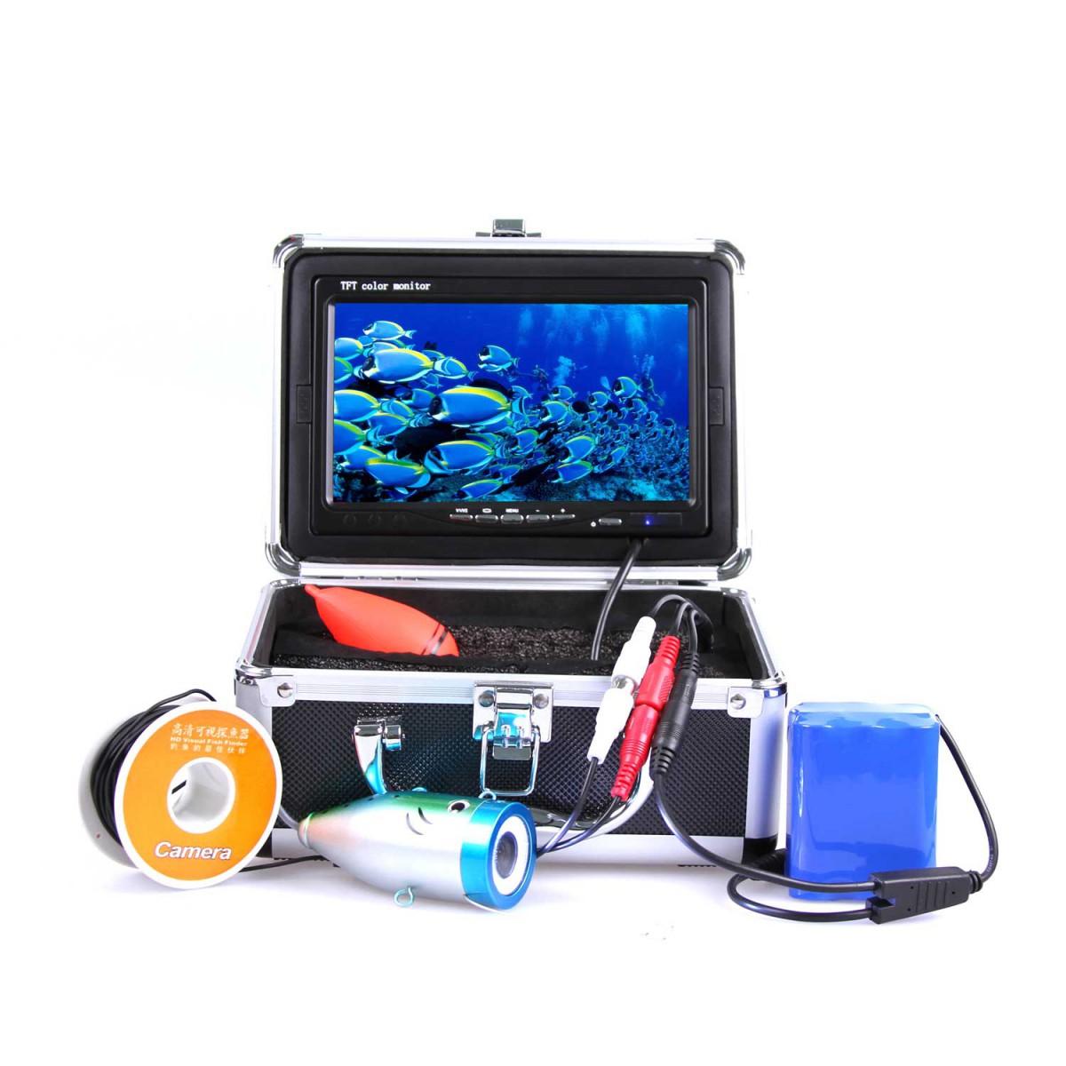 кинокамеры для подводной рыбалки