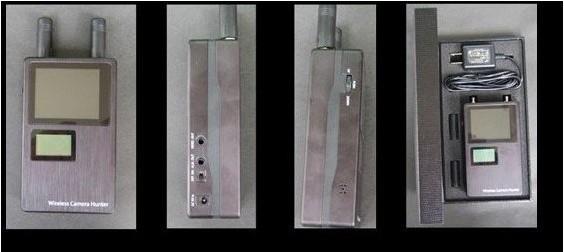 Детектор беспроводных видеокамер Video Sweeper