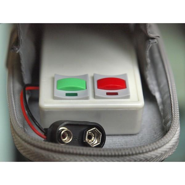 Спайсоник Мини+ (Spysonic Handheld Plus) - портативный ультразвуковой подавитель диктофонов с турборежимом