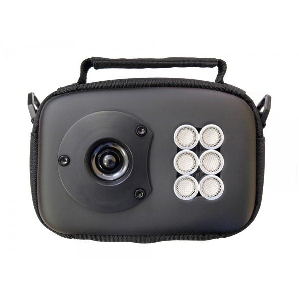 Спайсоник Хендбэг+ (Spysonic Handbag Plus) - портативный ультразвуковой подавитель диктофонов 2-го поколения