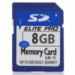 Карта памяти SD 8GB