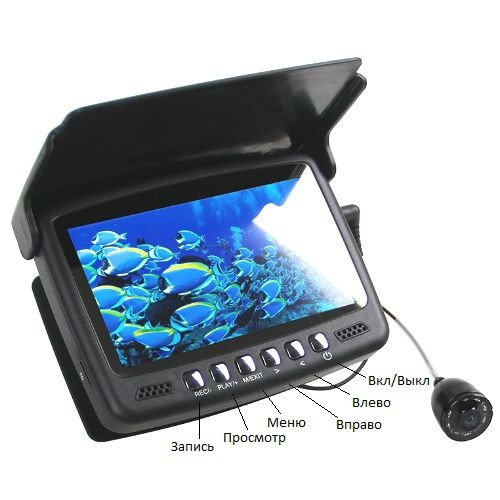 Fishcam plus 750+DVR