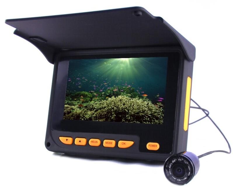 подводные камеры для зимней рыбалки и летней