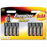 Комплект батареек Energizer 8шт АА