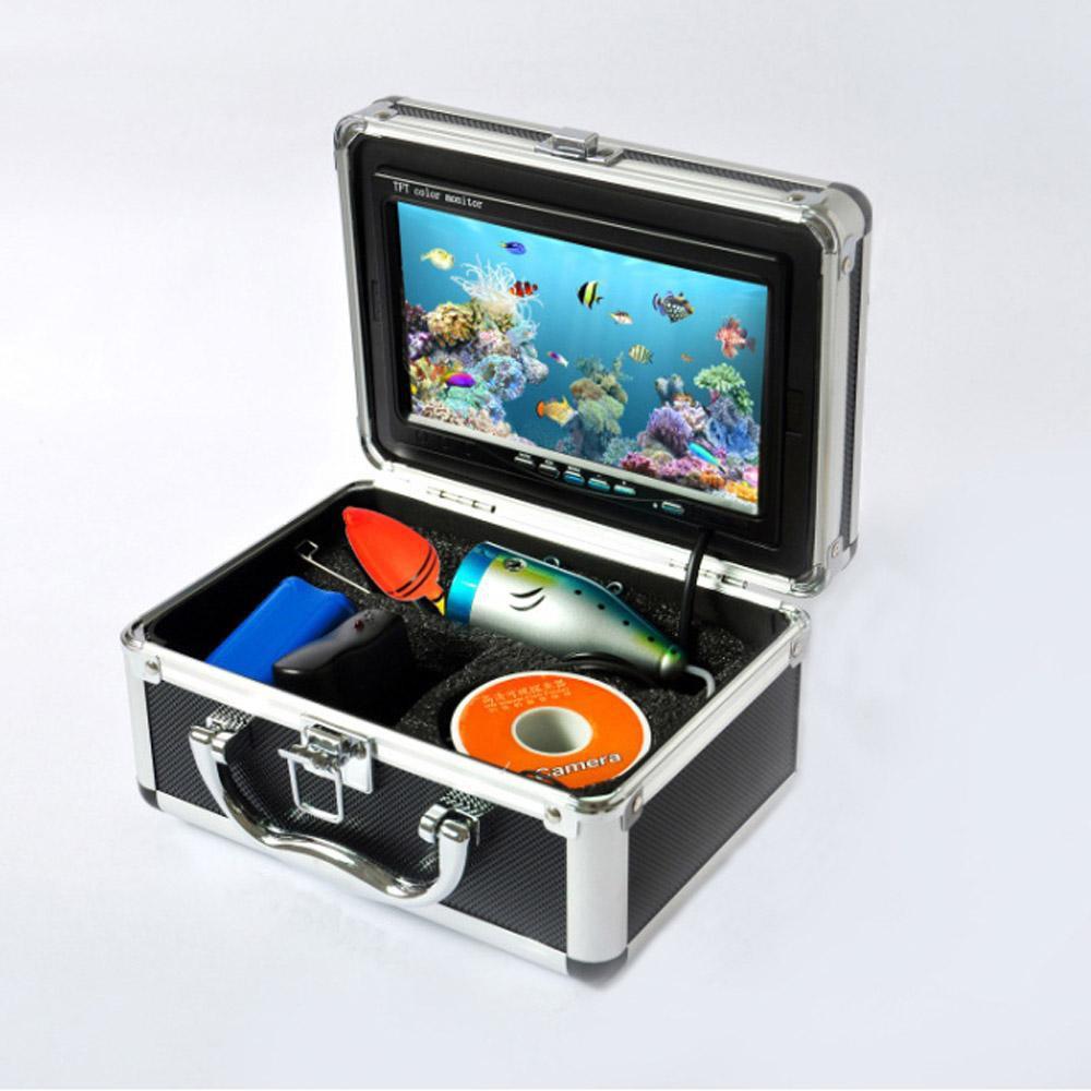 Профи-кейс 30+DVR камера для рыбалки