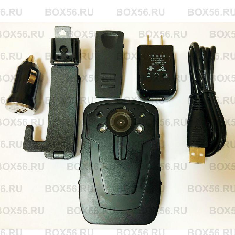 Носимый видеорегистратор L016