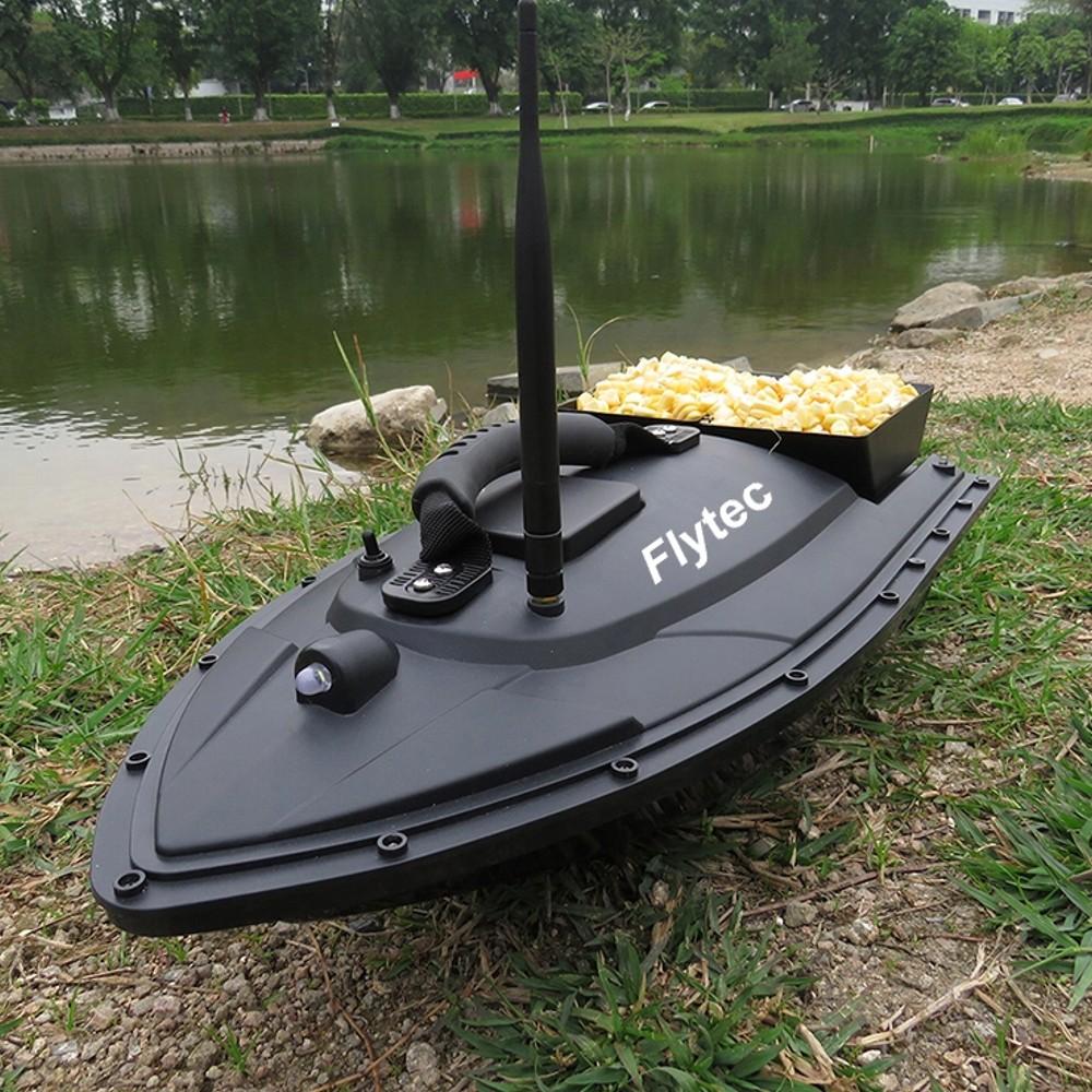 Прикормочный кораблик Flytec