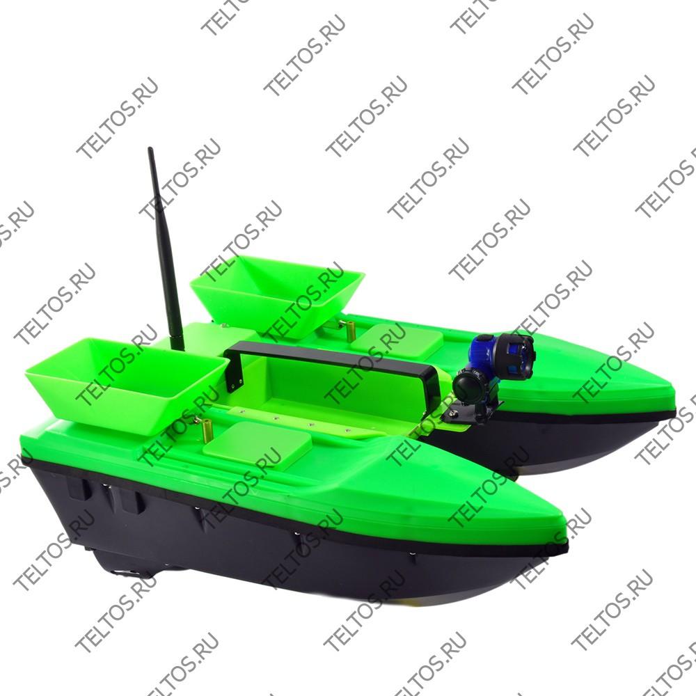 Прикормочный кораблик TELTOS 3