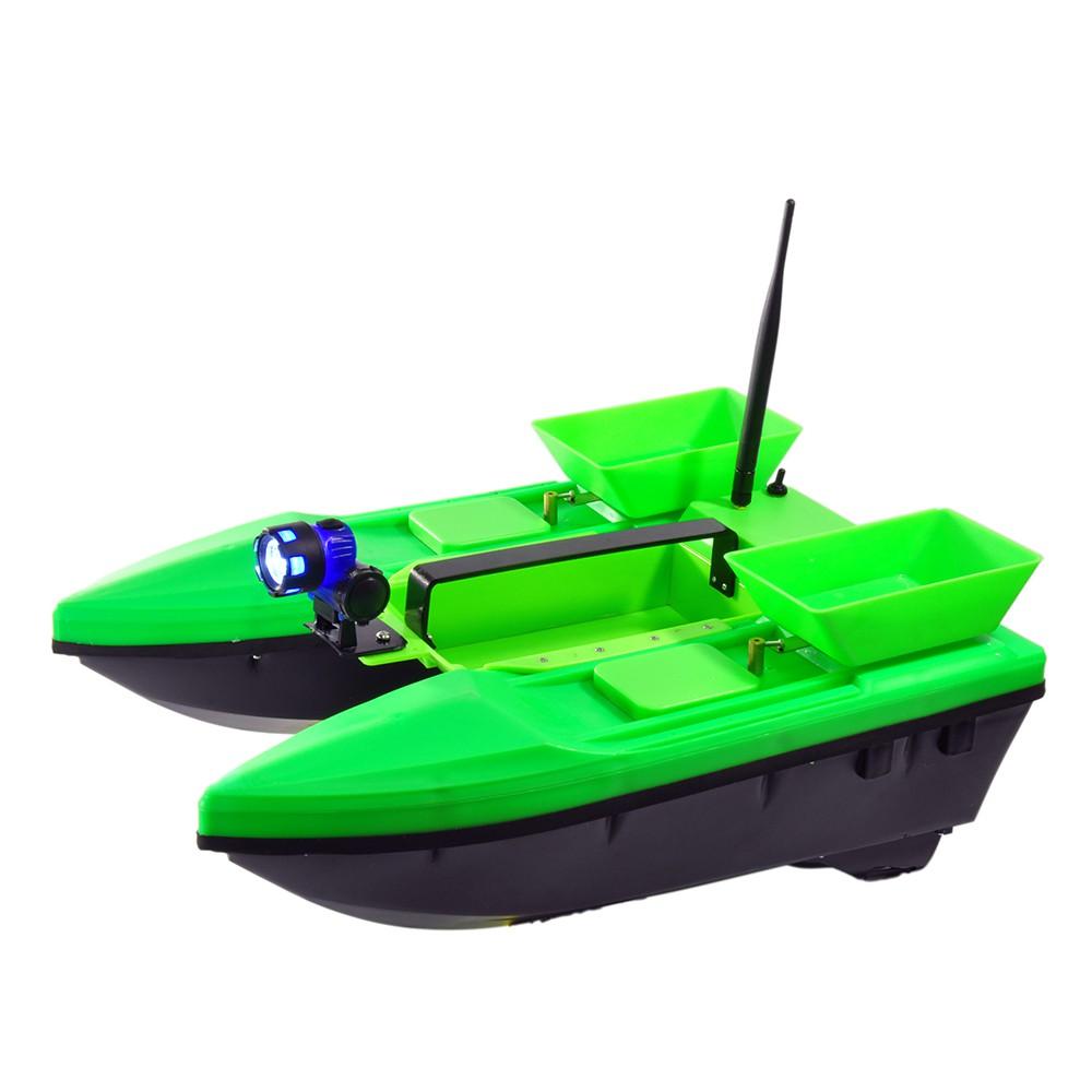 Кораблик для рыбалки teltos с тремя