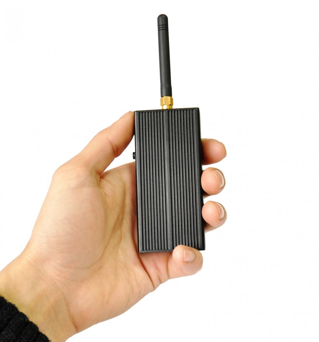Портативный подавитель GPS G600