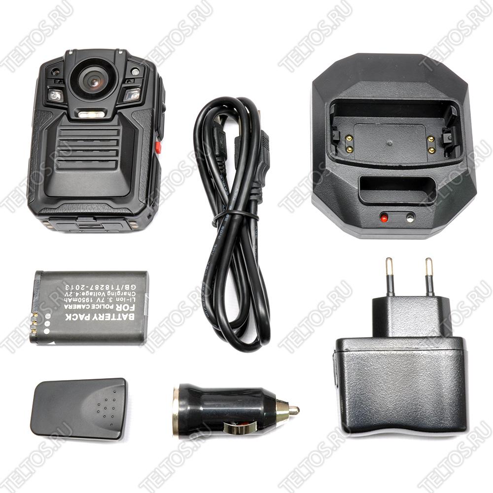 Нагрудная камера для полиции TELTOS BC-3