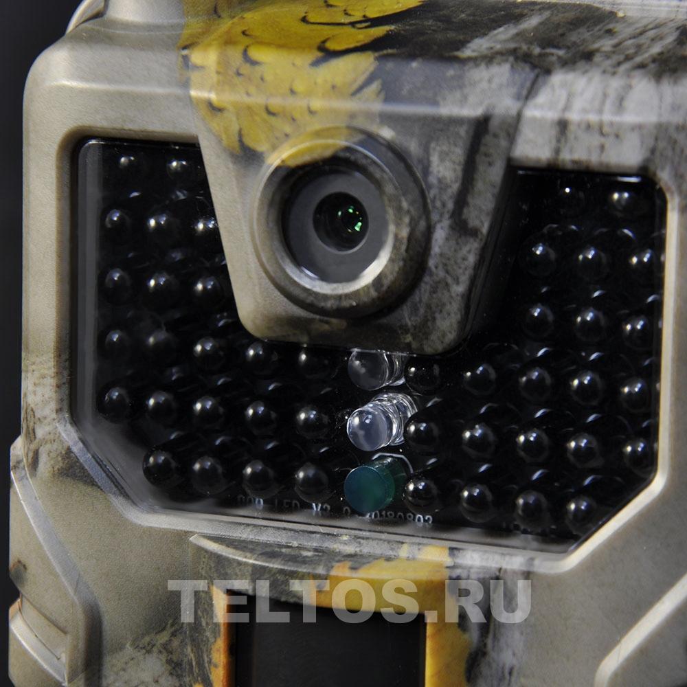 Светодиоды фотоловушки Филин Jet LTE